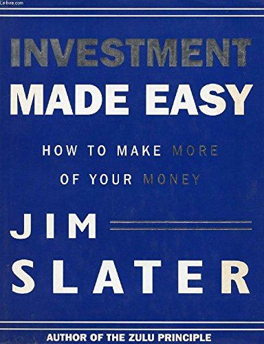 Investment Made Easy, Jim Slater