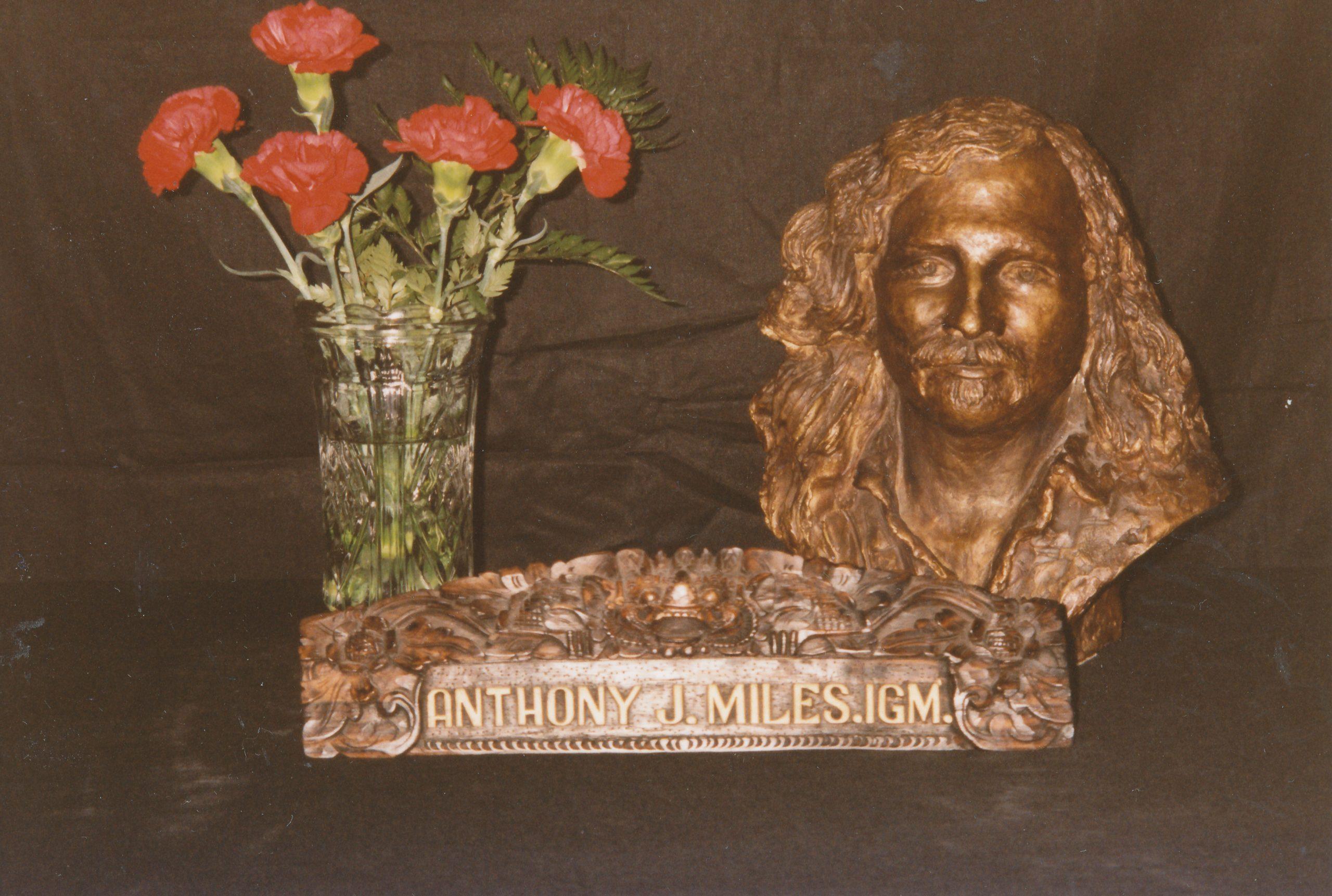 A Tony Miles memorial