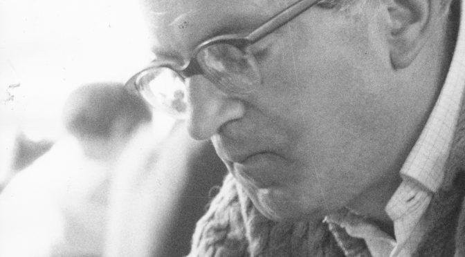 Death Anniversary of IM Robert Wade OBE (10-iv-1921 29-xi-2008)