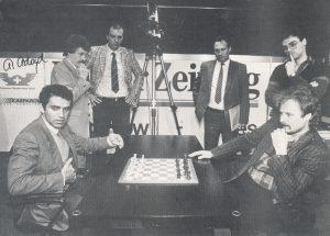 Kasparov & Miles