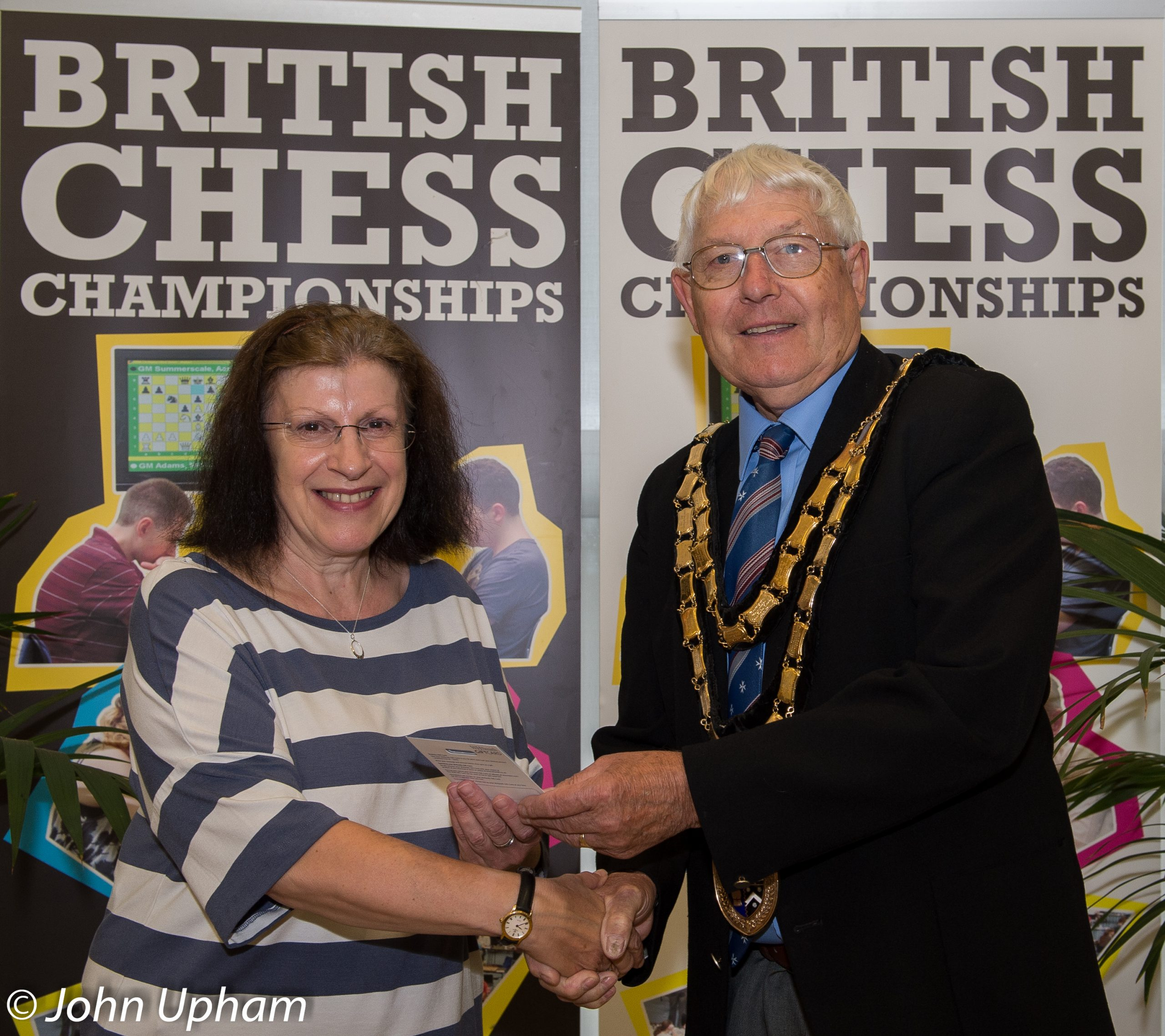 Sheila Jackson at the 2014 British Championships in Aberystwyth