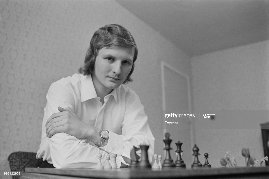 English chess grandmaster Tony Miles (1955 - 2001), UK, 15th May 1973. (Photo by Adam/Daily Express/Hulton Archive/Getty Images)