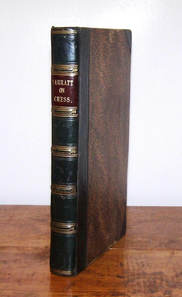 Treatise on the Game of Chess by JH Sarratt, 1808