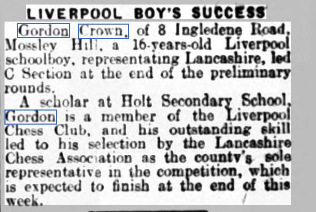 Liverpool Echo 15 April 1946