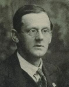 Fred Dewhirst Yates