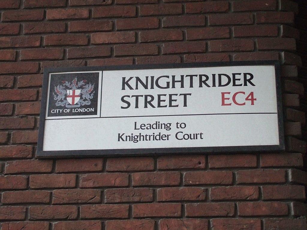 Knightrider Street, EC4
