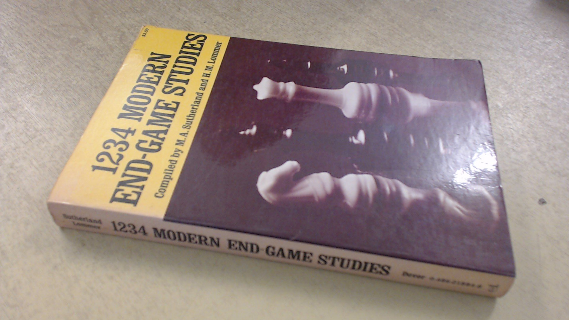 1234 Modern End-Game Studies