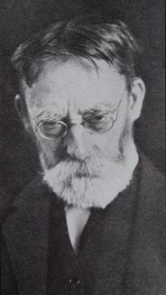 Amos Burn (31-xii-1848, 25-xii-1925) circa 1920
