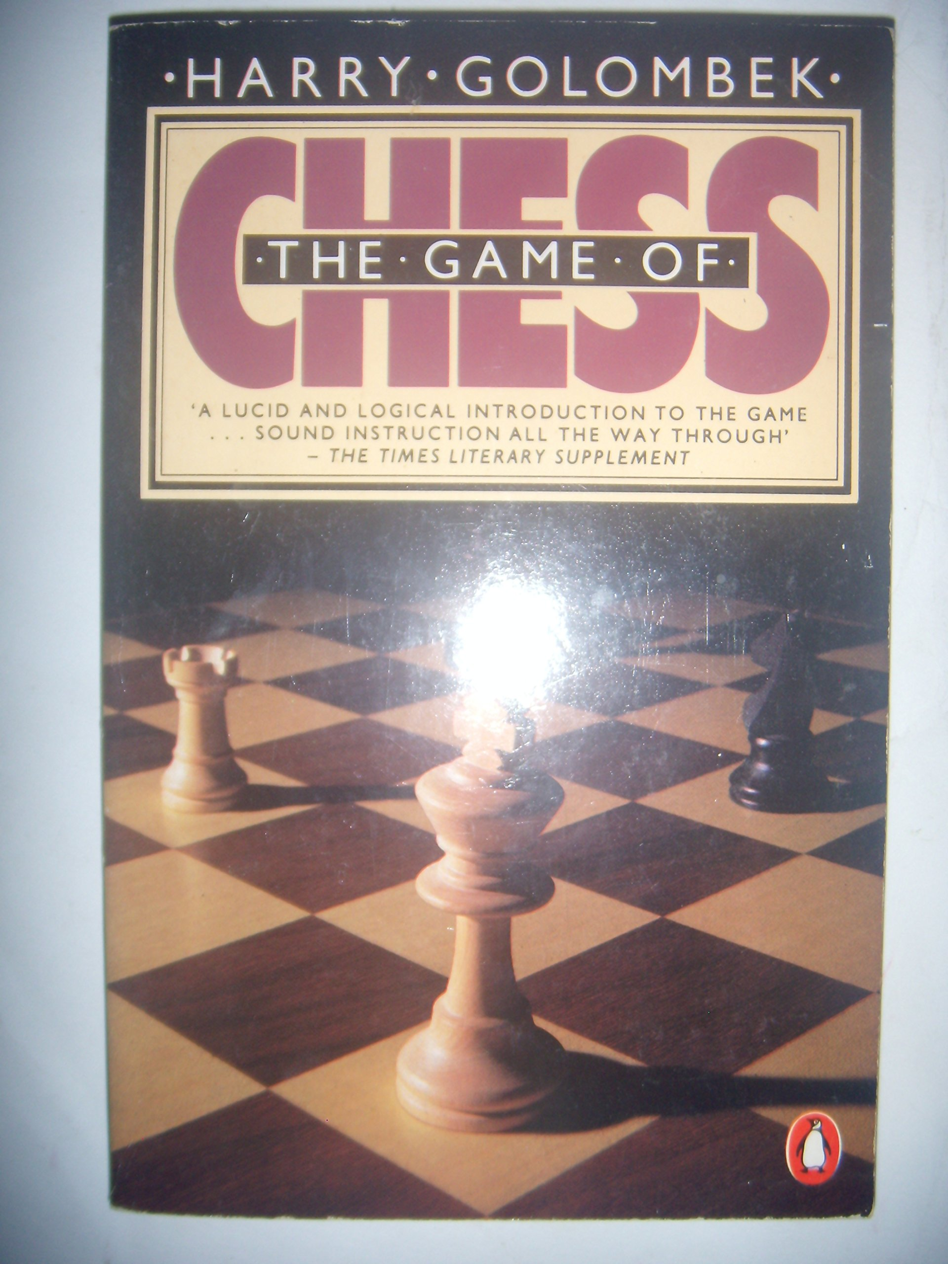 The Game of Chess by Harry Golombek