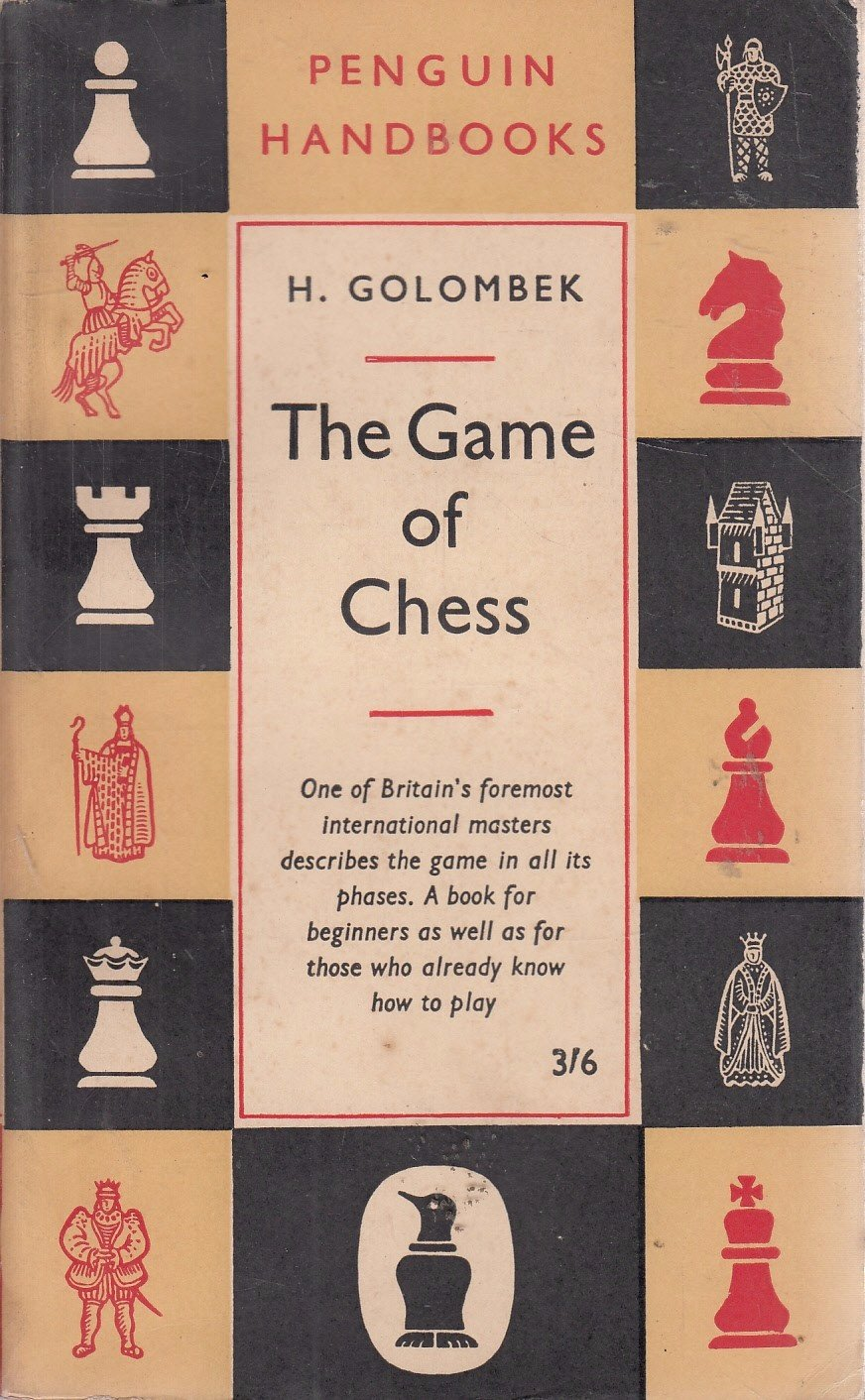 The Game of Chess, 1954, Penguin Books