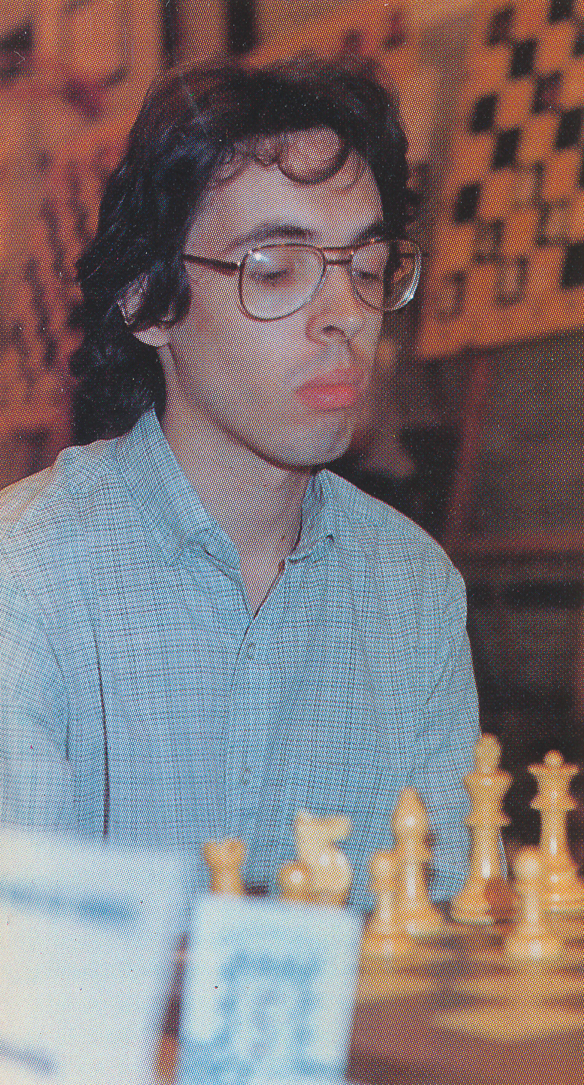 IM Shaun Taulbut, Source : Guinness Chess The Records (1986)