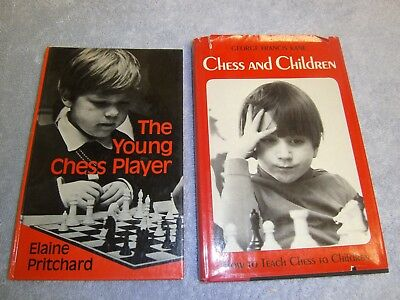The Young Chess Player by Elaine Pritchard
