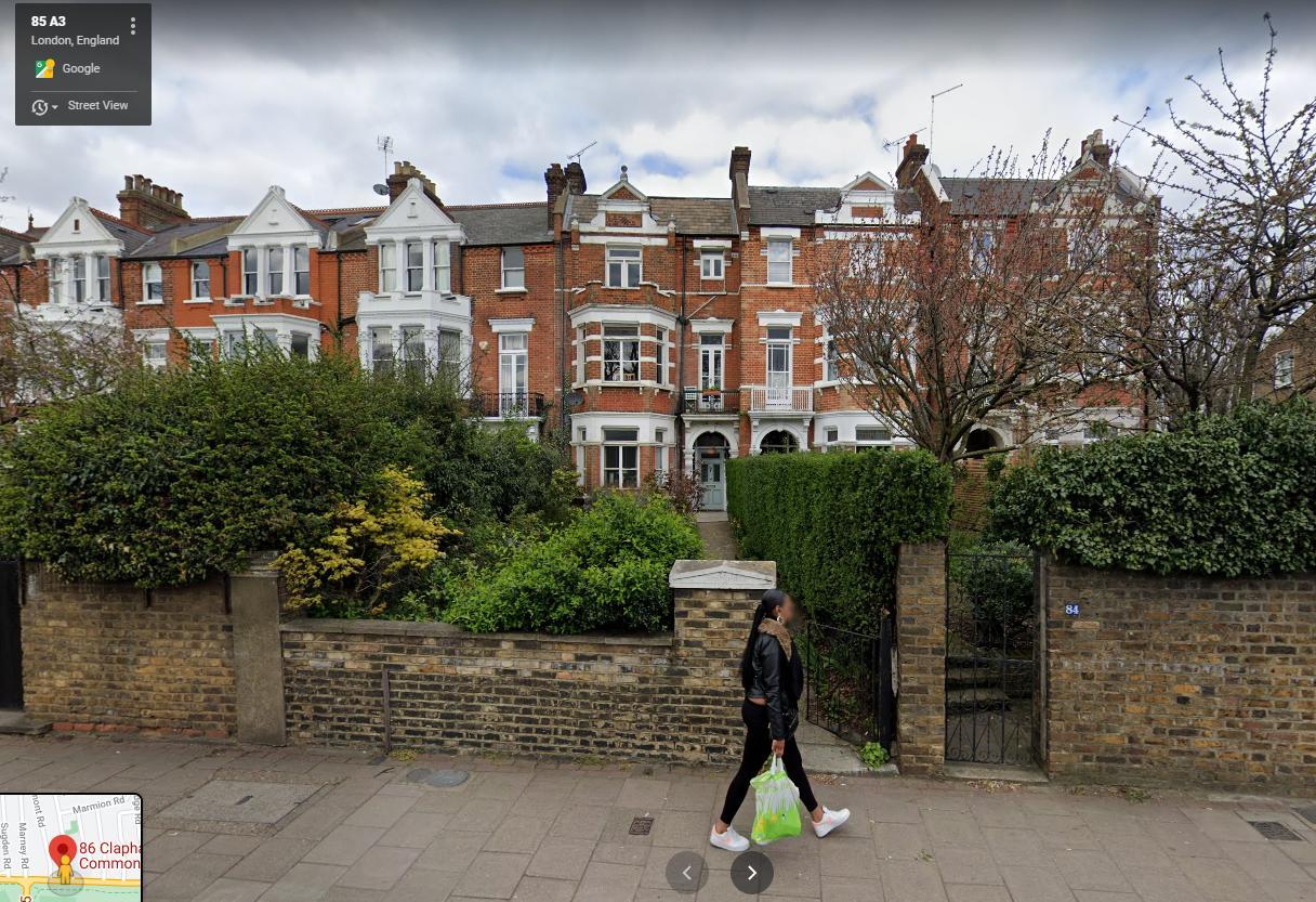 86, Clapham Common North Side, London, England, SW4 9SE