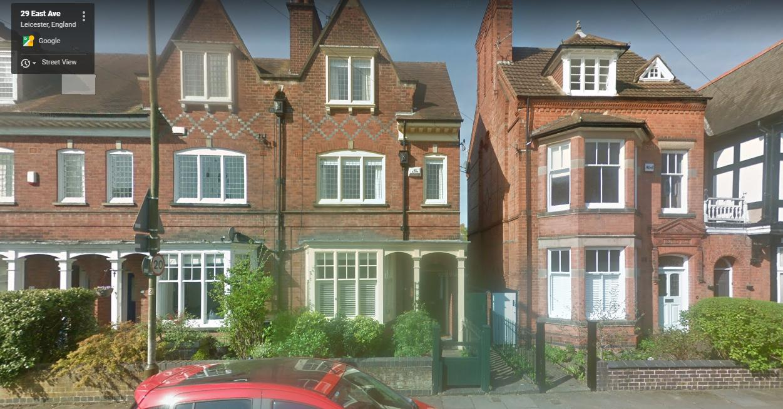 29 East Avenue, Leicester, Leicestershire, LE2 1TE