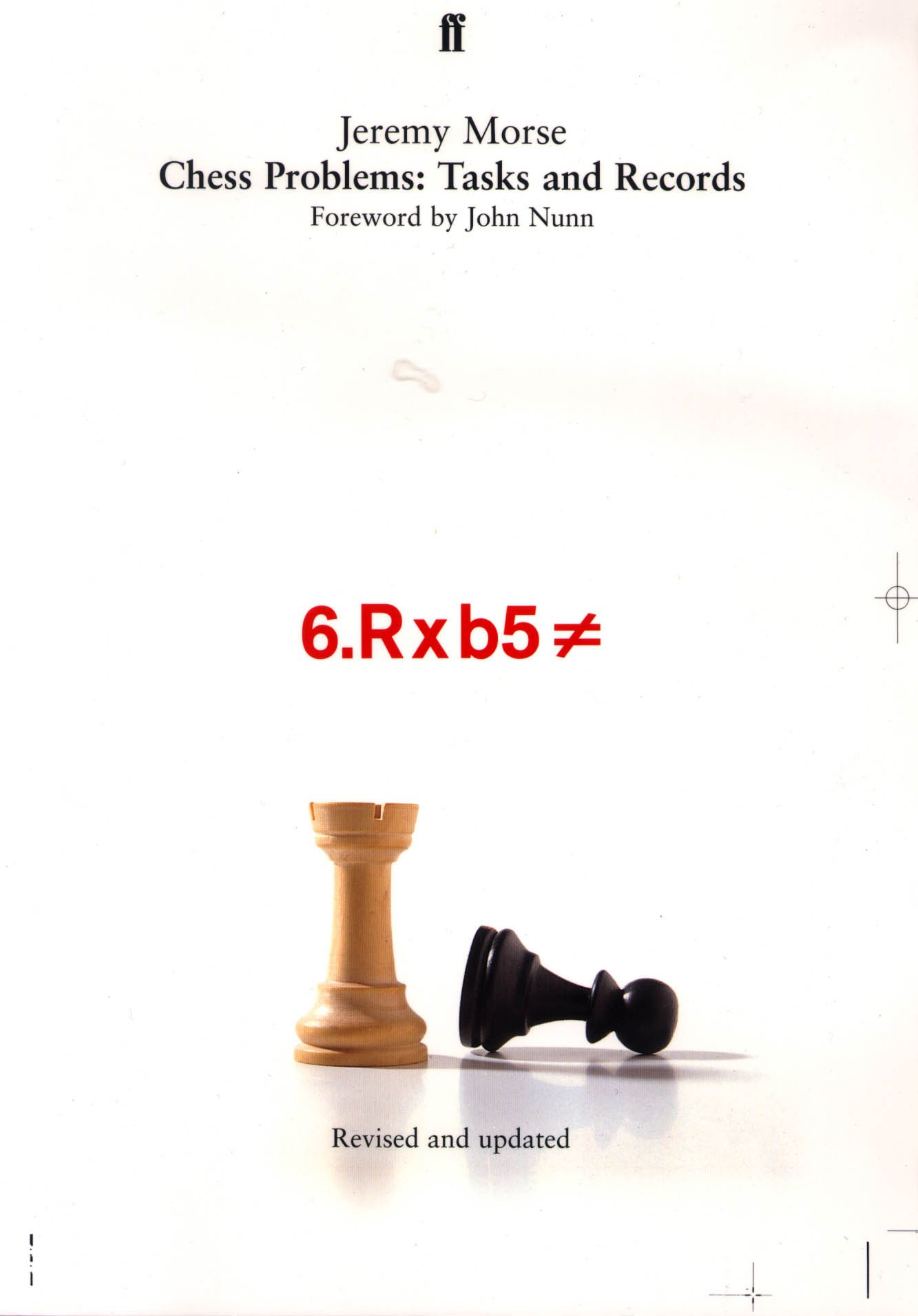 Chess Problems : Tasks and Records, CJ Morse, Faber & Faber, 1995