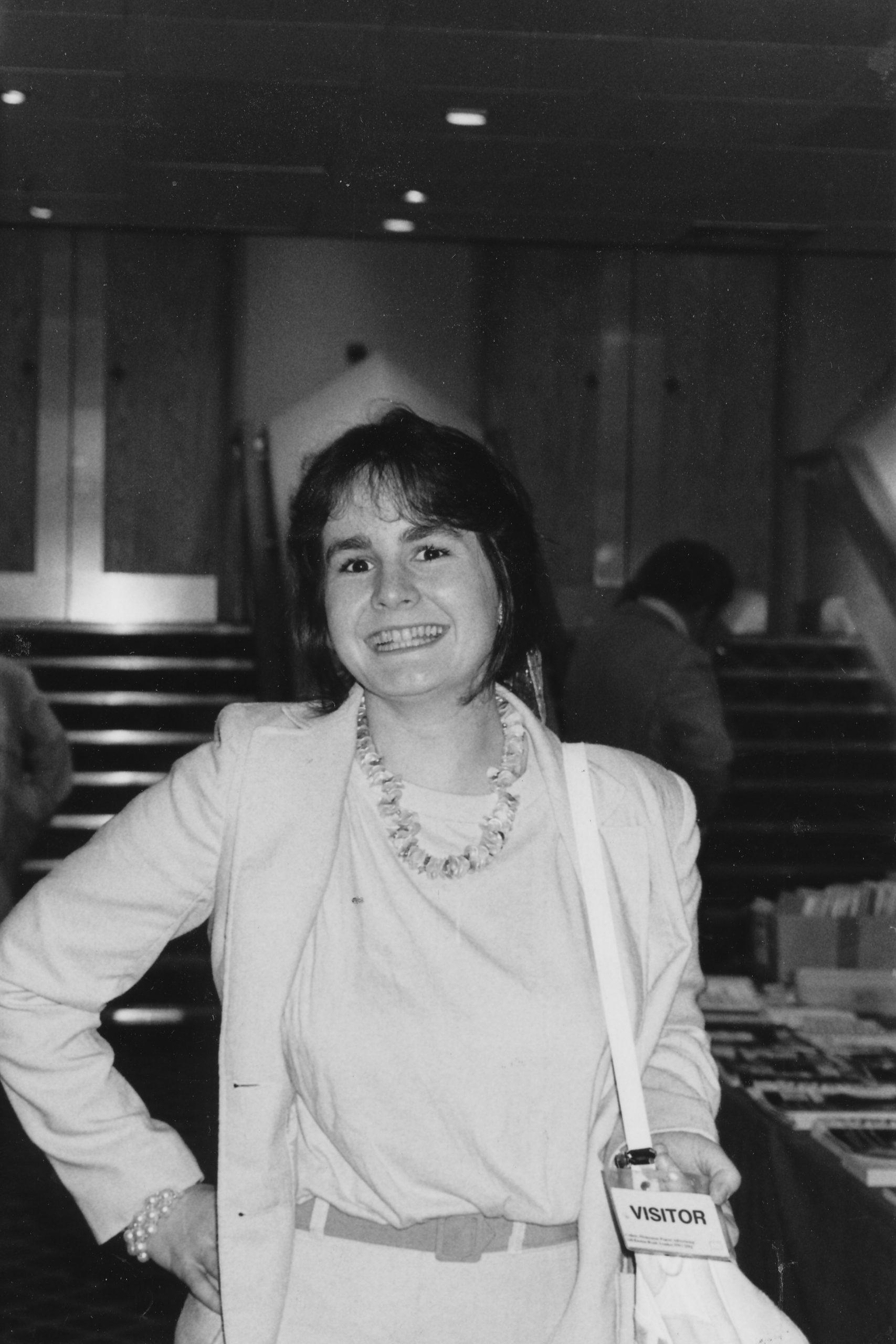WIM Cathy Warwick (née Forbes)