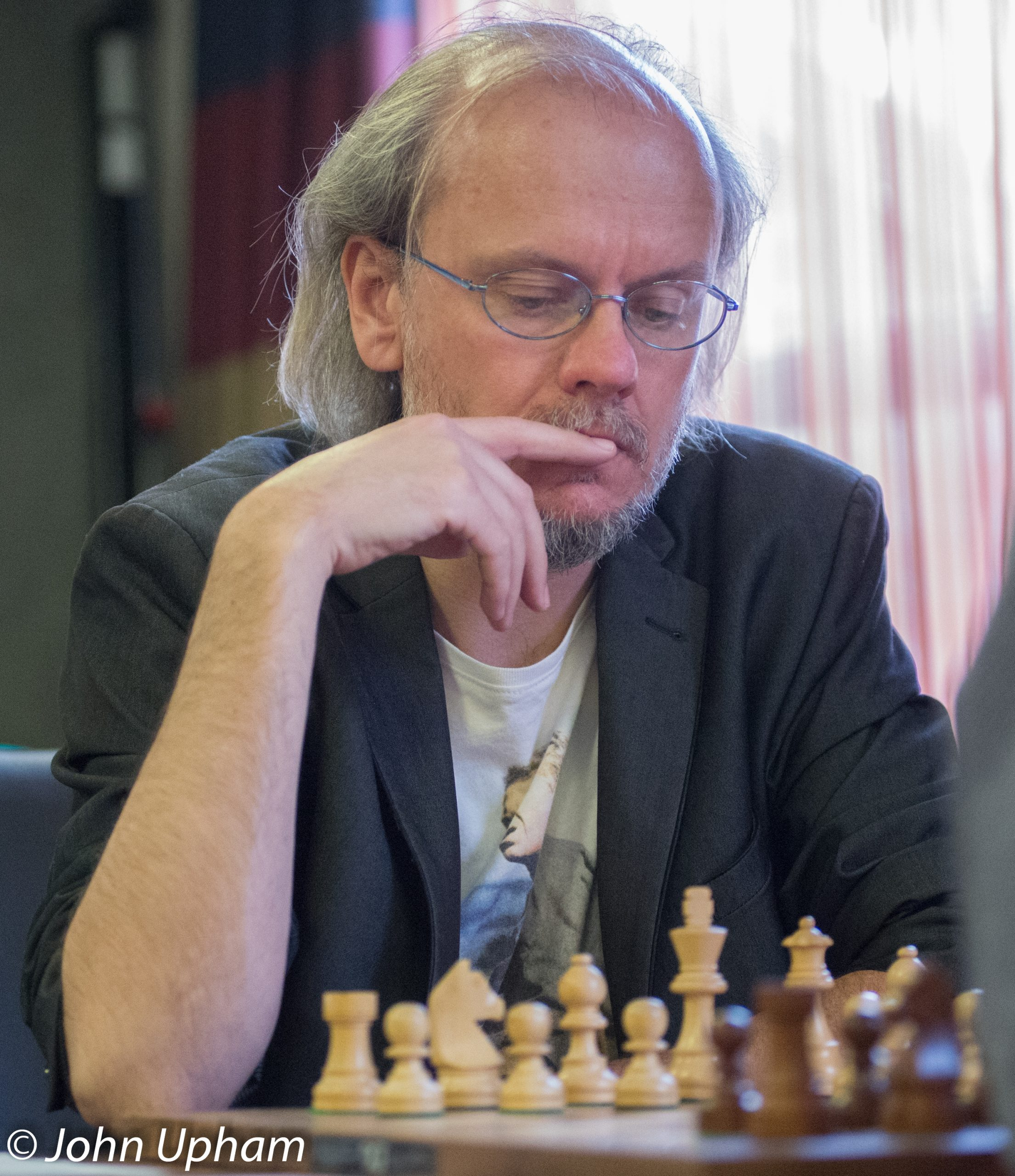 GM Stuart Conquest