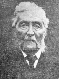 Thomas Winter-Wood (1819-1905) in 1903.