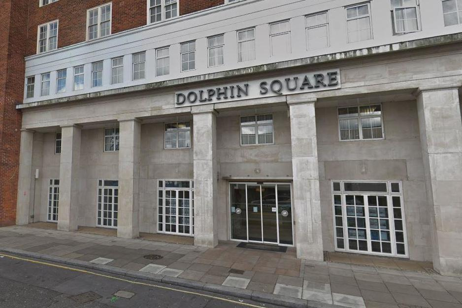 Dolphin Square. London, SW1