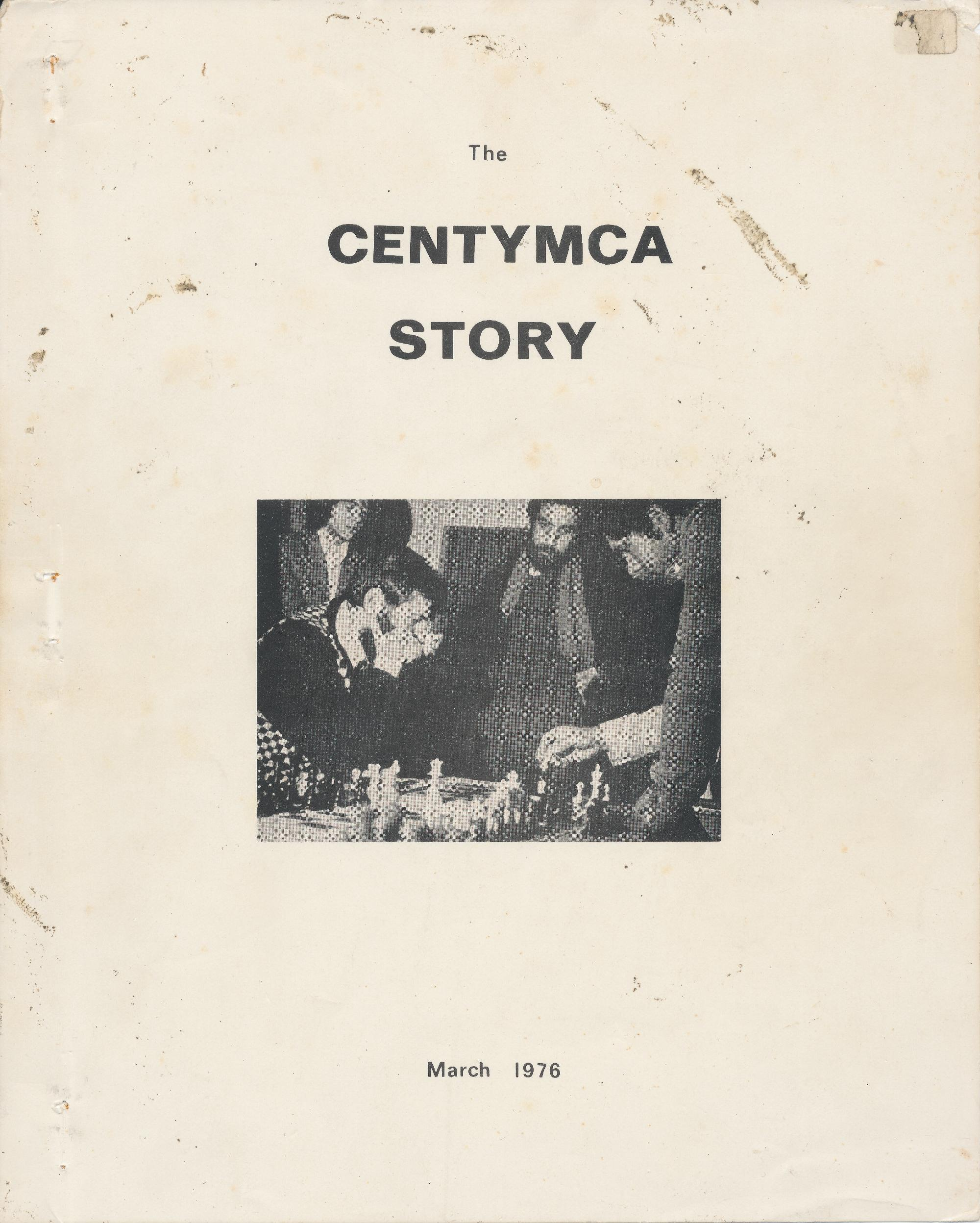 The CentYMCA Story by Jimmy Adams, 1976