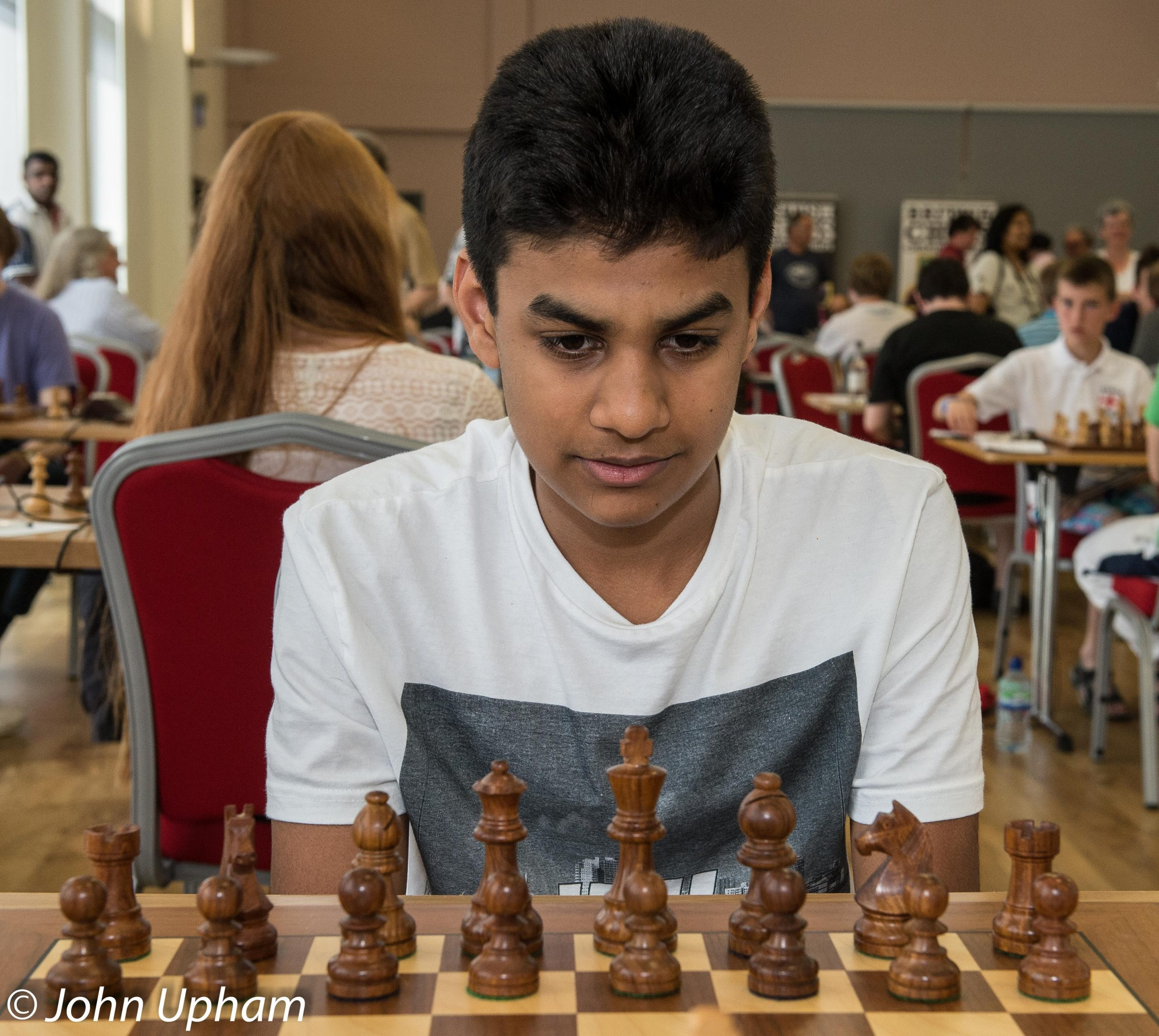 Ravi Haria, British Championships, 2014, Aberystwyth