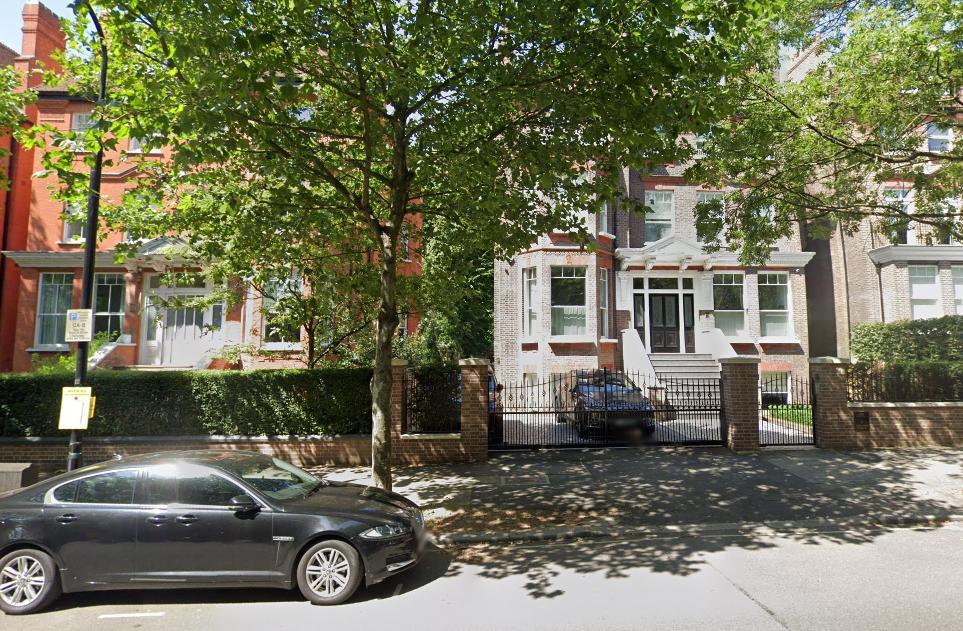 8 Fitzjohns Avenue, London NW3 5NA