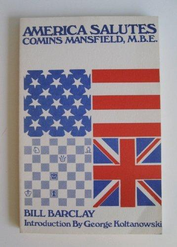 America Salutes Comins Manfield MBE