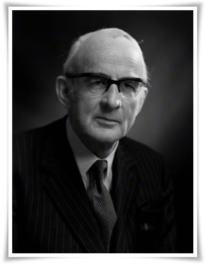 Sir (Stuart Milner-Barry by Bassano Ltd., half-plate film negative, 14 June 1973, National Portrait Gallery