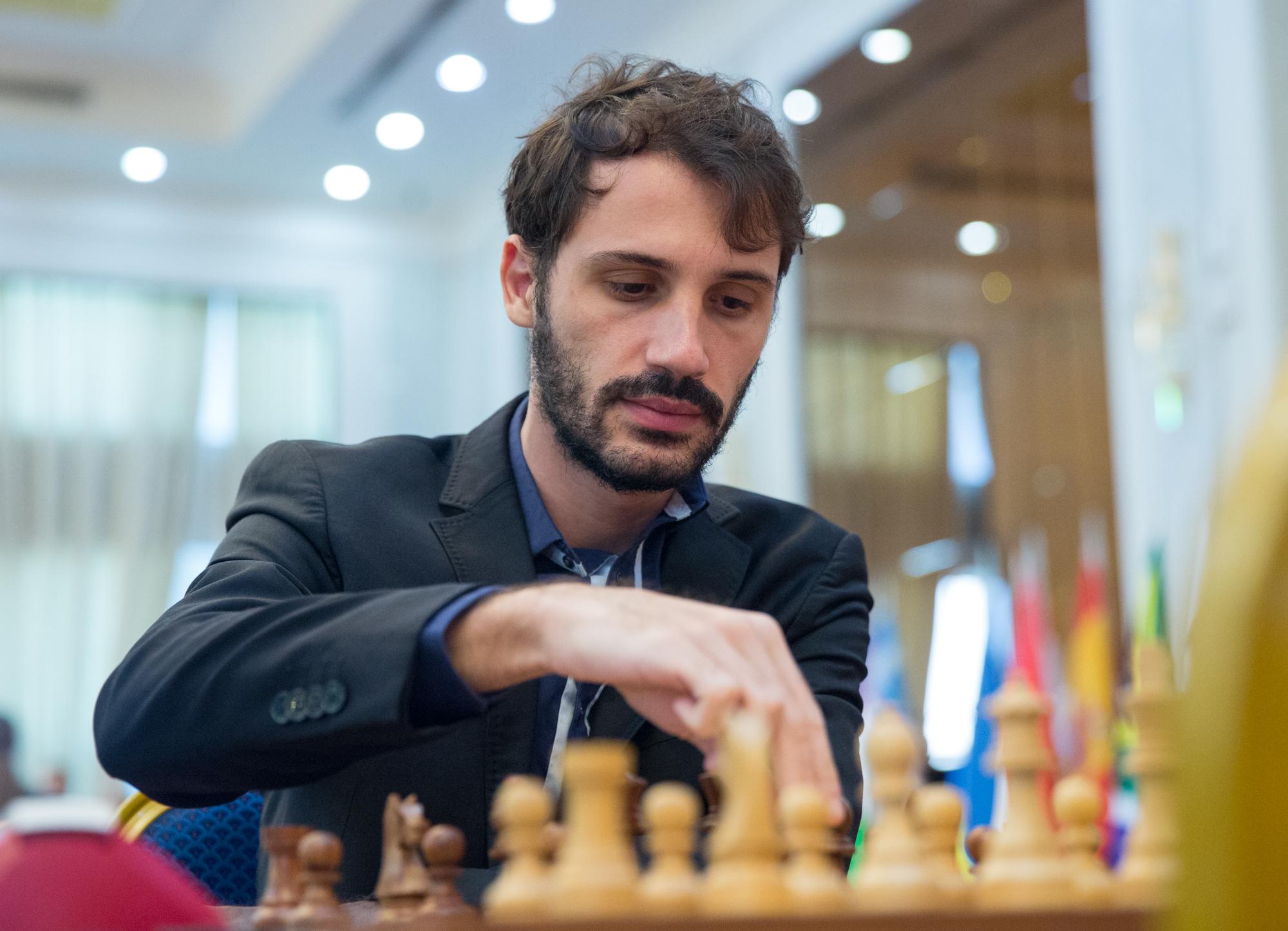 GM Ivan Cheparinov