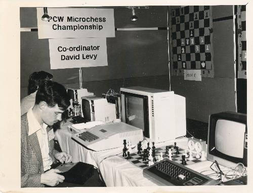 The PCW Microchess Championship