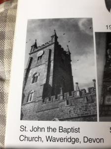 St. John the Baptist Church, Witheridge, Devon courtesy of SIERKSMA'S SEQUENCES