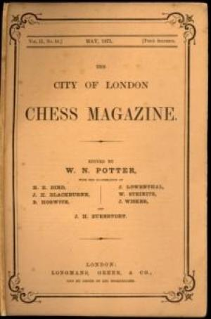 The City of London Chess Magazine