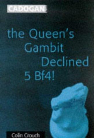 The Queen's Gambit Declined 5.Bf4!