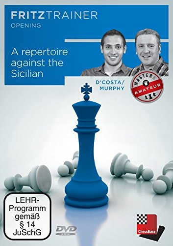 Fritz Trainer : A Repertoire Against the Sicilian, 2015