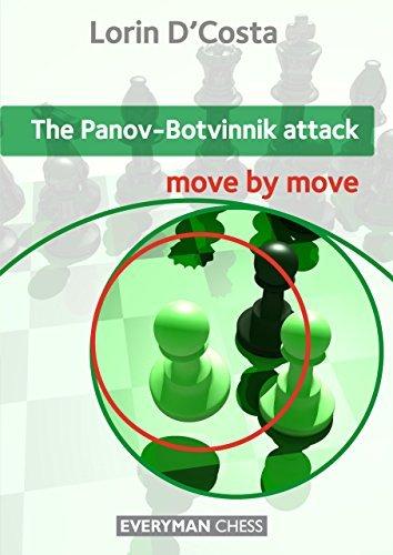 The Panov-Botvinnik Attack, Move by Move, Everyman, 2013