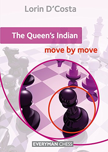 The Queen's Indian, Move by Move, Everyman, 2016