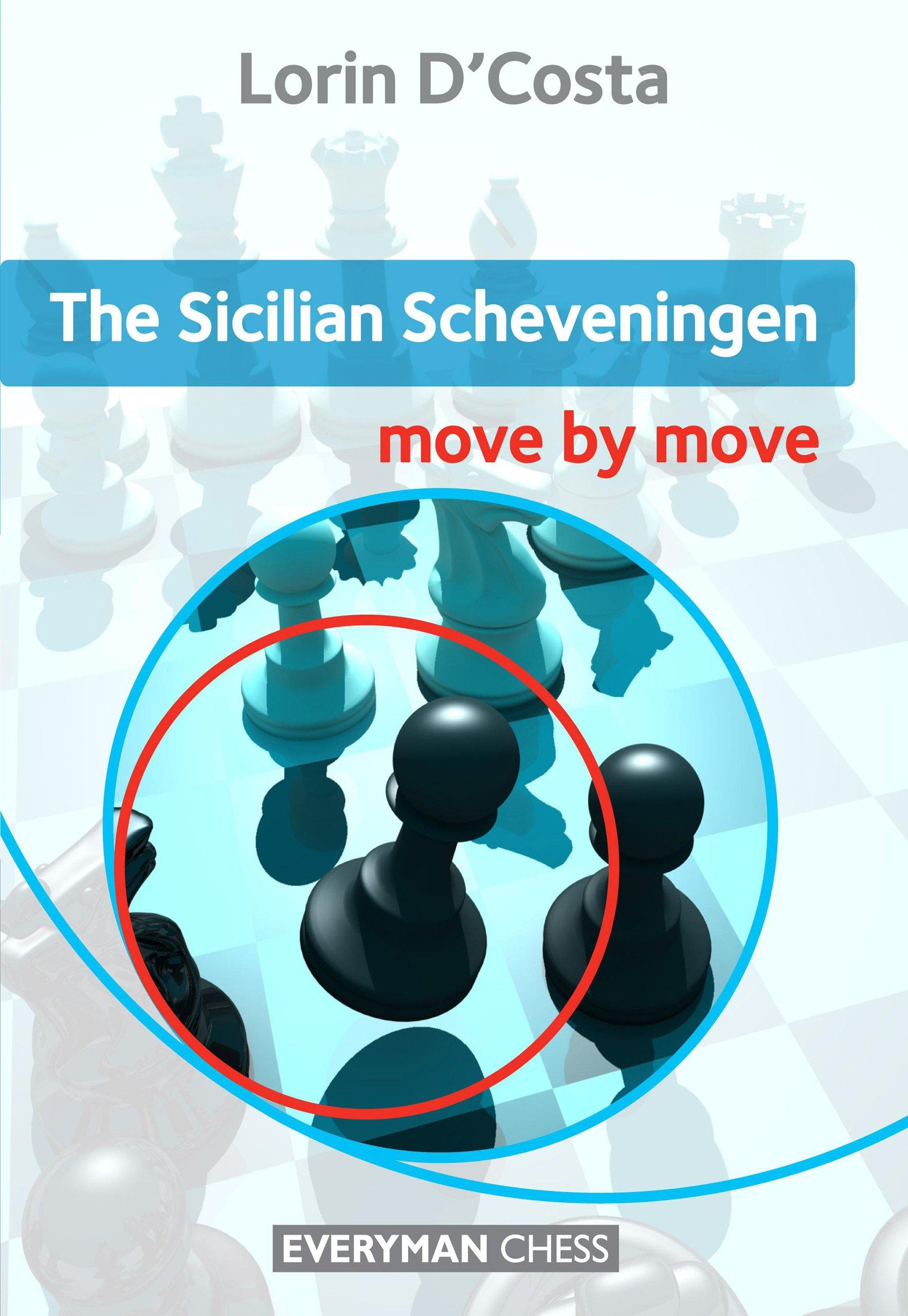 The Sicilian Scheveningen, Move by Move, Everyman, 2012
