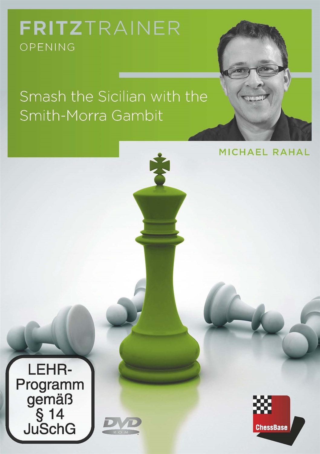 Smash the Sicilian with the Smith-Morra Gambit - Michael Rahal (PC-DVD)