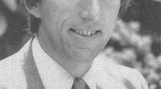 Death Anniversary of CGM Keith Richardson (02-ii-1942 10-iv-2017)