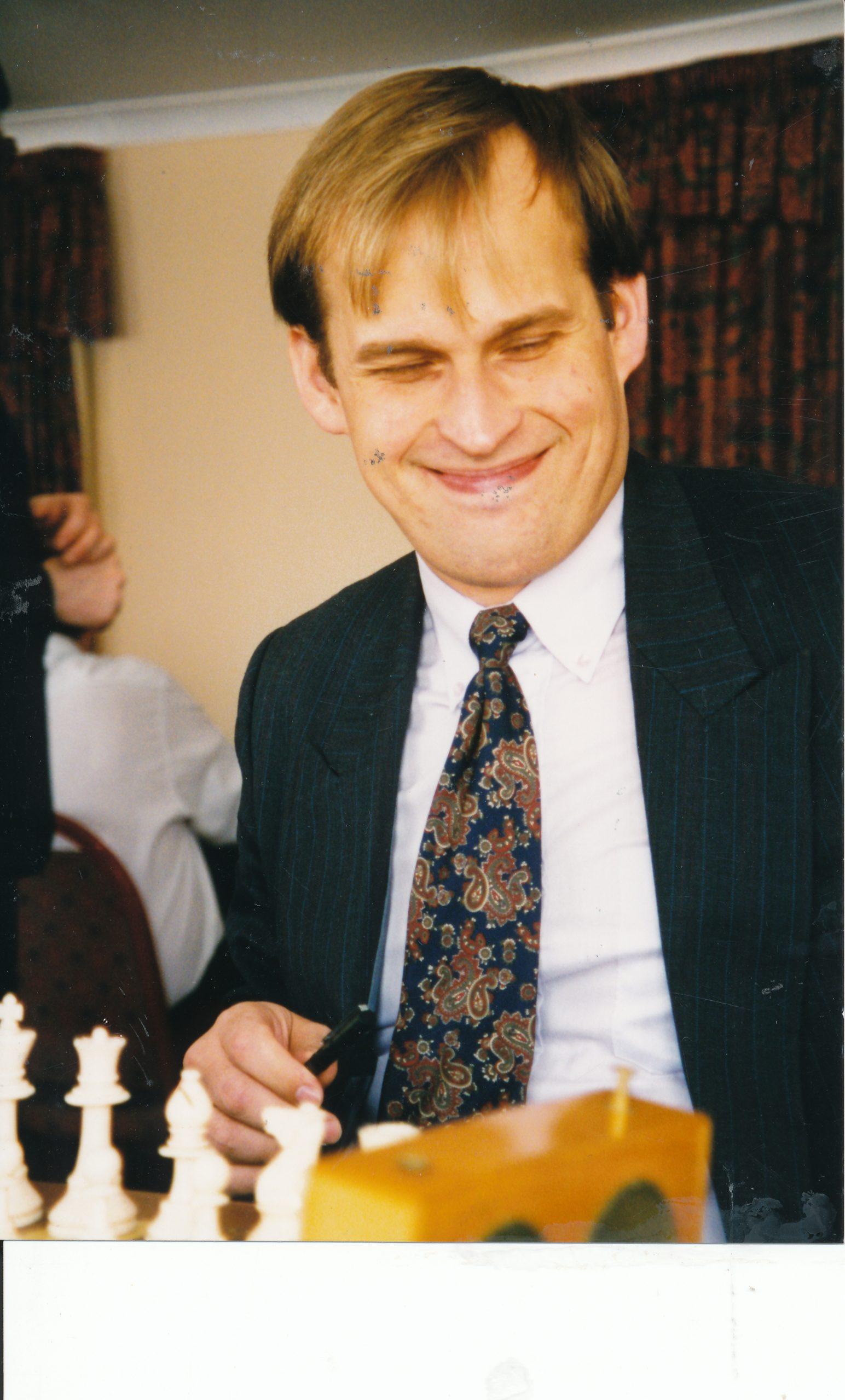 GM Alexander Evgenievich Baburin