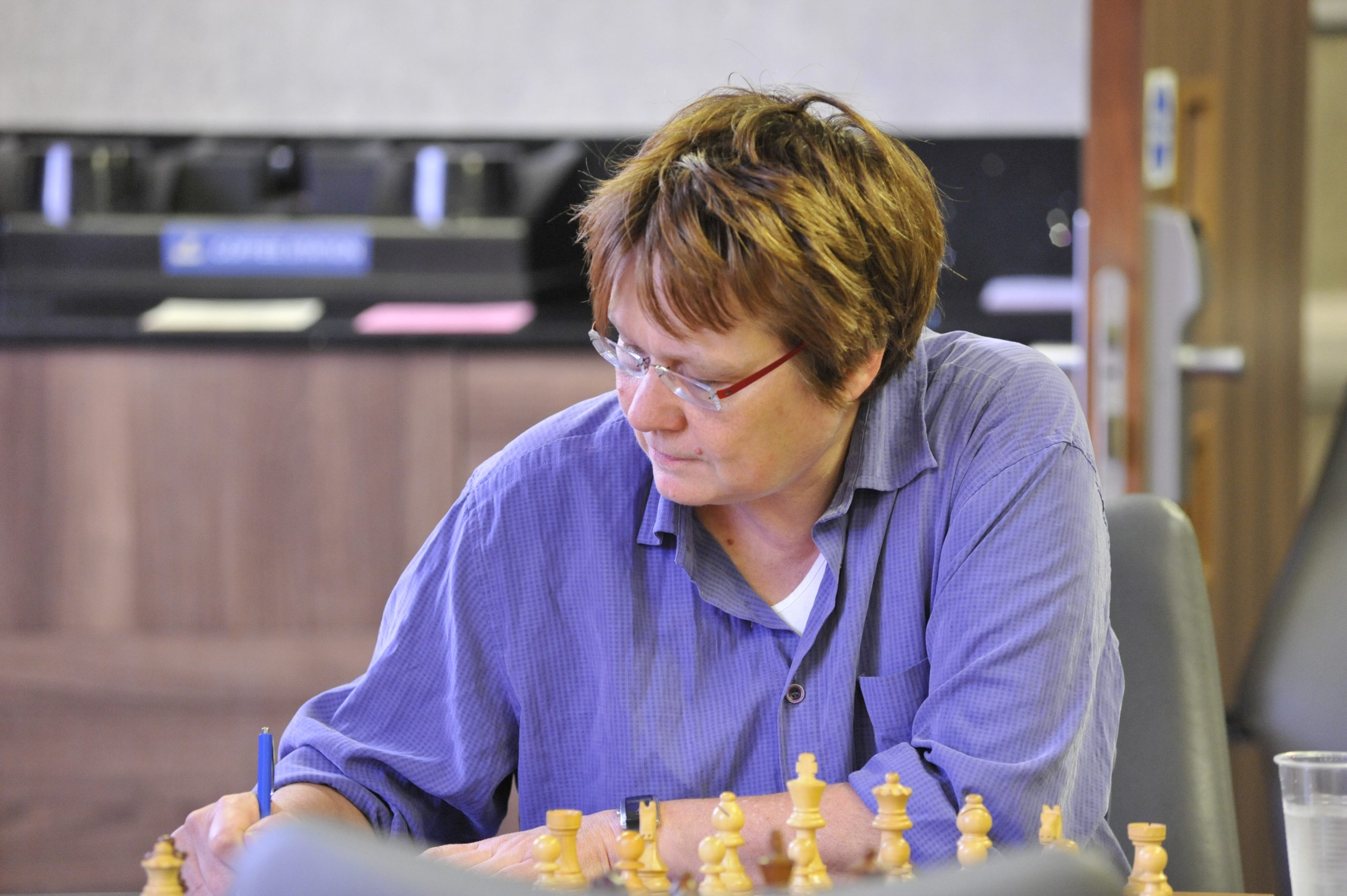 WIM Ingrid Lauterbach, 4NCL 2012, courtesy of John Upham Photography