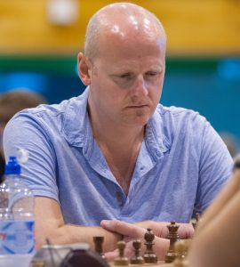 FM Neil Carr, British Championships 2013, Torquay, courtesu pf John Upham Photography