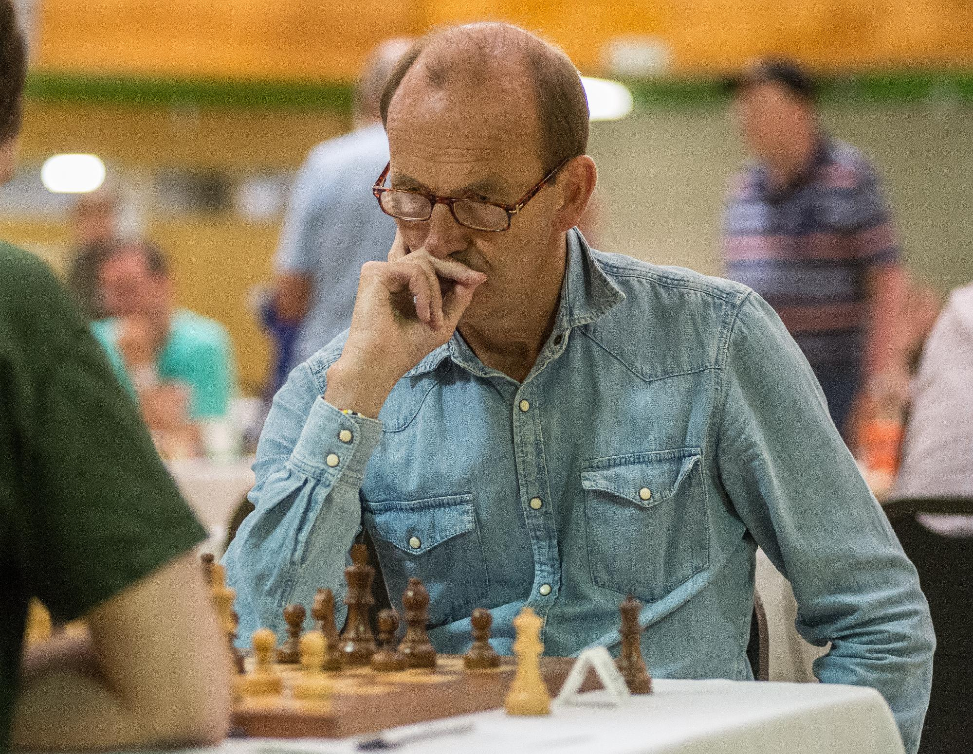 FM Andrew Smith at the 2019 British Championships in Torquay, courtesy of John Upham Photography