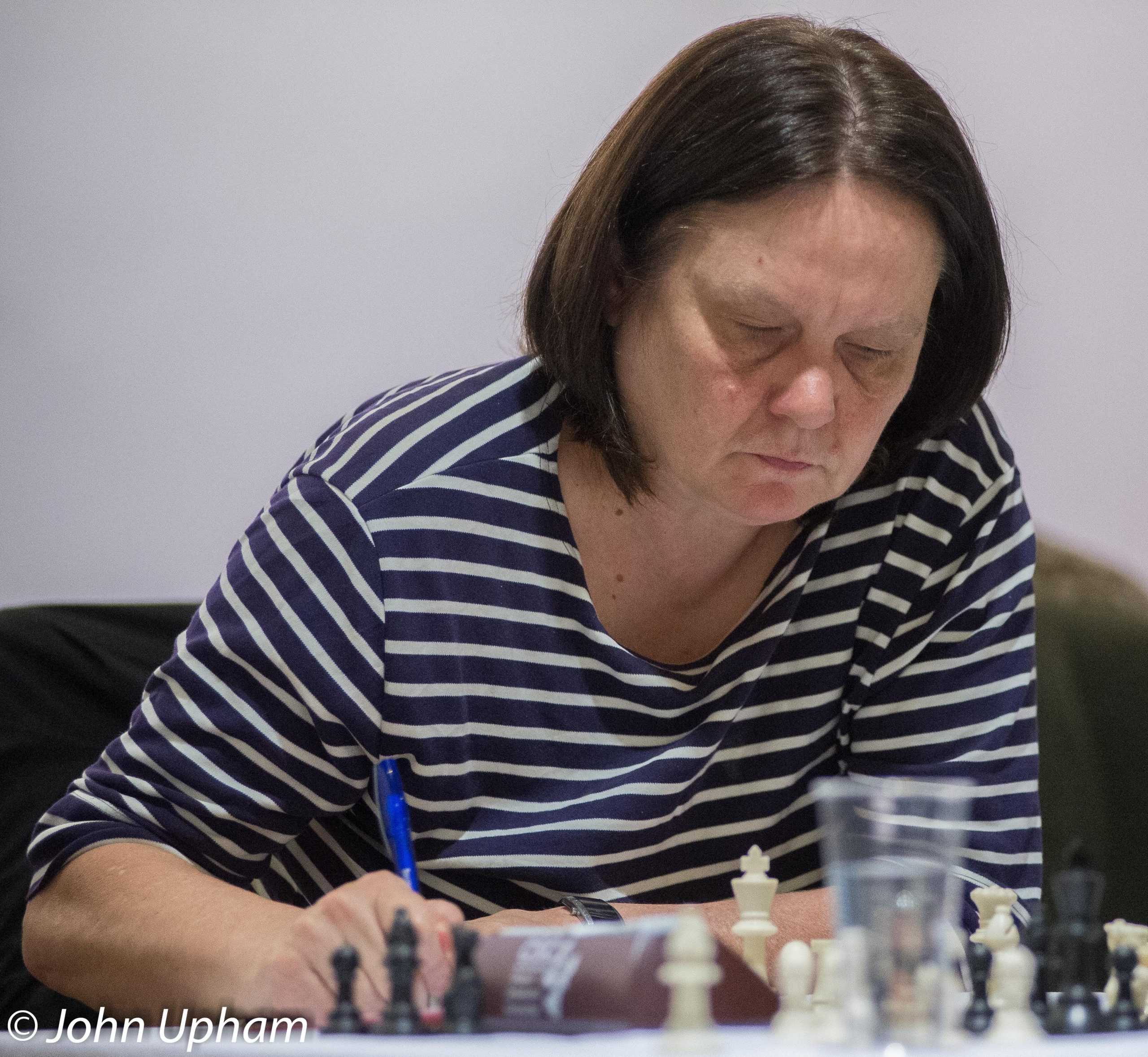 WIM Ingrid Lauterbach, 4NCL 2014, courtesy of John Upham Photography