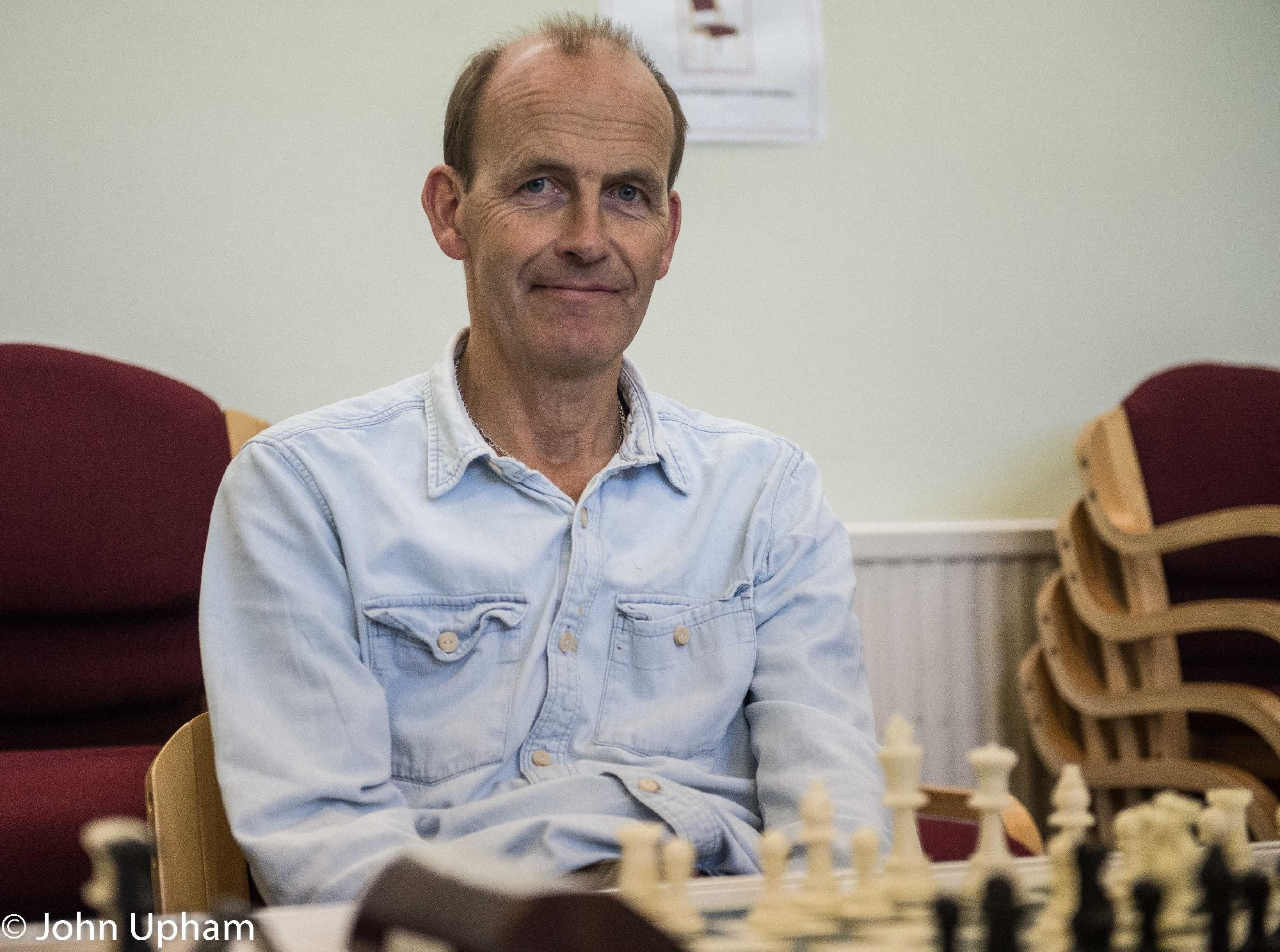 FM Andrew Smith at the 2019 Keith Richardson Memorial, courtesy of John Upham Photography