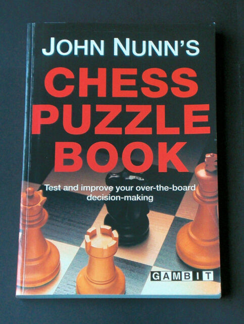 John Nunn's Chess Puzzle Book