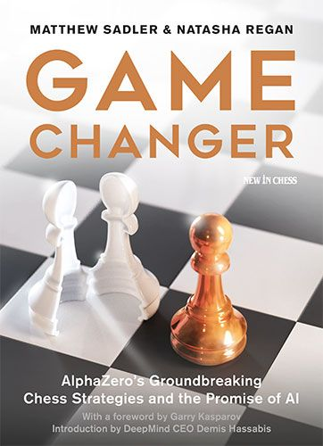 Game Changer. New In Chess. ISBN 978-9056918187.