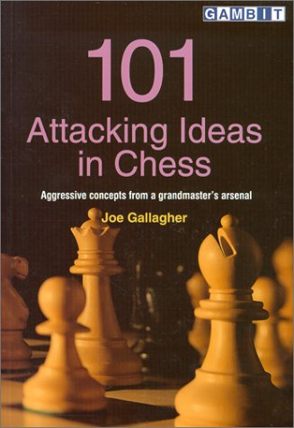 101 Attacking Ideas in Chess, Gambit Publications, ISBN 1-901983-20-X