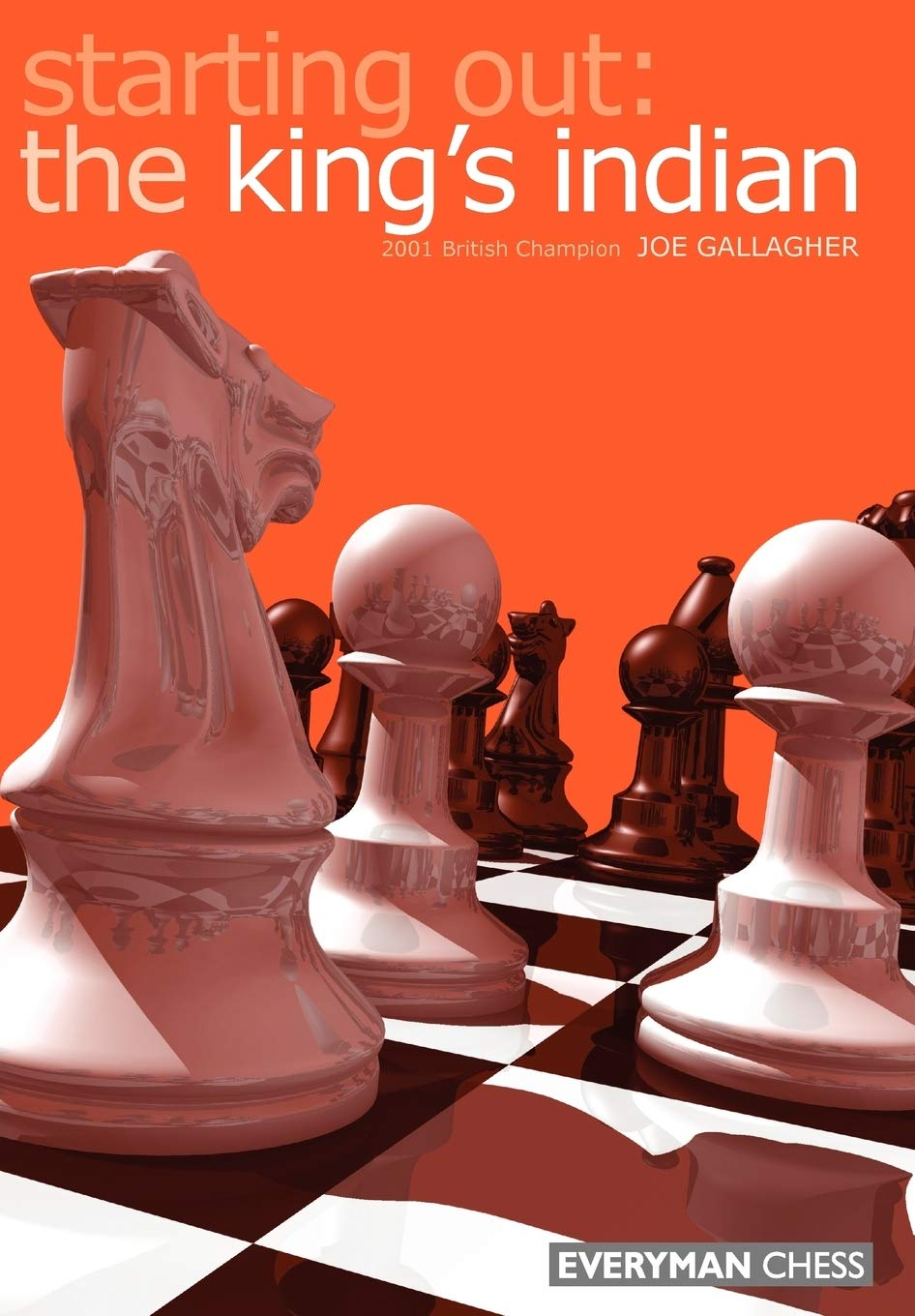Starting Out: King's Indian, Everyman Chess, ISBN 1-85744-234-2