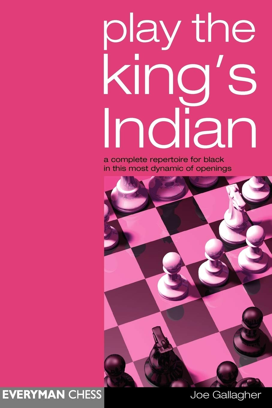 Play the King's Indian, Everyman Chess, ISBN 1-85744-324-1
